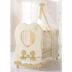 Детская кроватка от итальянского бренда  Baby Expert, Оригинал.