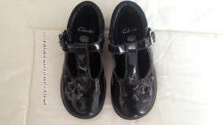 Туфлі Clarks 7, 5F