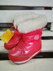 Новые Зимниие сапоги 23 размер Tom. M