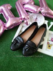 Туфли кожанные  Zara Girl    Размер 39