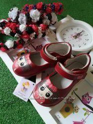 Кожаные туфли Дружок 24 размер