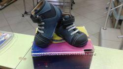 Детские ортопедические ботинки Перлина Perlina для мальчика