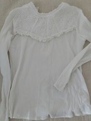 Блузка жля девочки рост 150см.