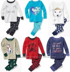 Пижама Олд Неви Old Navy Sleep Set для детей 3Т 4Т 5Т Оригинал
