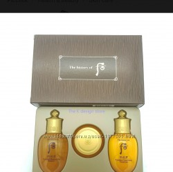 The History of Whoo Gongjinhyang 3items