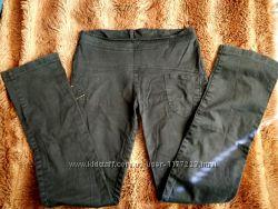 Брюки-джинсы 46р. чёрные