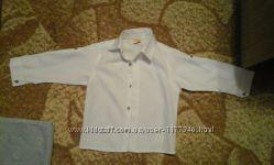 Детская нарядная рубашечка