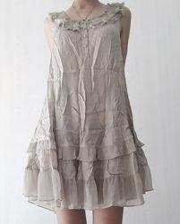 Домашнее платье. халат