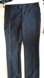 Школьные брюки MARKS&SPENCER для полного мальчика