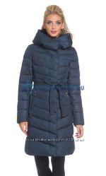 Зимняя куртка на холлофайбере, пальто пуховик Lusskiri  L, XL, XXL