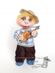 кукла каркасная. Мальчик