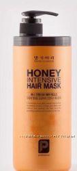 Корейская медовая маска для волос Тенги Мори