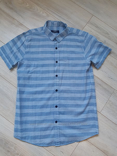 Сорочка, рубашка котон 146-152