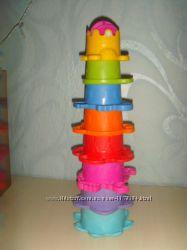 пирамида-игрушка для песочницы B kids