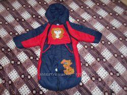 куртка детская от 0 - 5 лет