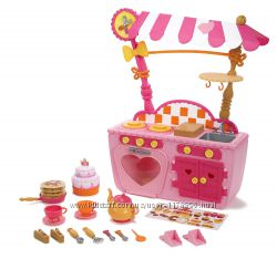 Большая детская кухня Lalaloopsy Magic Play Kitchen and Caf&eacute