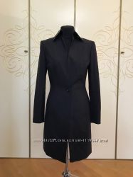 Пиджак приталенный удлинённый