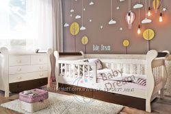 Кровать для ребенка от 3 лет Miss Secret с бортиками
