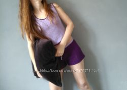 Домашняя пижама Лаванда и фиолет