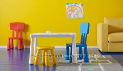 Набор детской мебели MAMMUT шведской фирмы IKEA