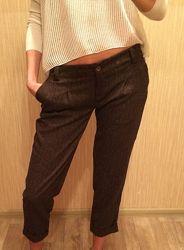 Тёплые женские бриджи - брюки, новые, р. S  M