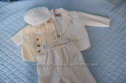 Нарядный костюм для мальчика на годик WA002 - лучшее от бренда Krasnal