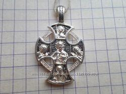 Новый крестик 6, 25 грамм, серебро 925.