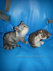 статуетки котов коллекционные