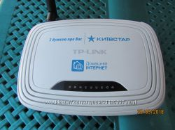 Маршрутизатор Wi-Fi TL-WR741ND