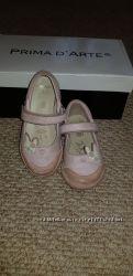 Туфли кожаные ClarkS 15см стелька