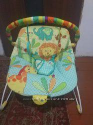 Люлька, люлечка, шезлонг фирмы Bright Start для новорожденного