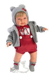 Кукла Llorens 42см мальчик