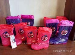 Детские резиновые сапожки Леди Баг Дисней