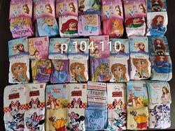 Красивые детские колготы Дисней Польша Минни маус Холодное сердце Рапунцель