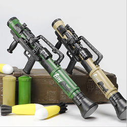 Детская базука, гранатомет, РПГ, миномет