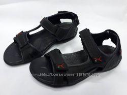 Мужские кожаные синие и черные сандалии Ecco. Украина c4e2ae927aecd