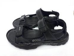Мужские кожаные сандалии Ecco. Украина