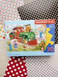 Пазлы Castorland 30 элементов