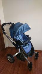 Детская универсальная коляска прогулочная колясочка Graco Symbio прогулка