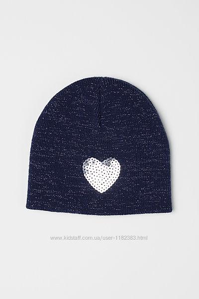 В наличии милая деми шапочка H&M