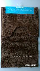 Набор ковриков в ванную ЛАПША 2 предмета 50-80
