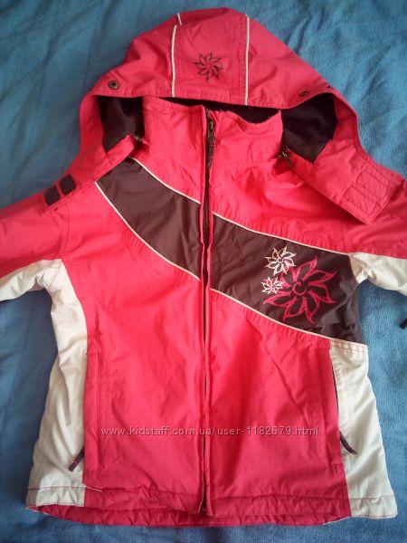 Термо - куртка для девочки.