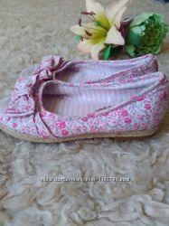Фирменные туфли эспадрильи