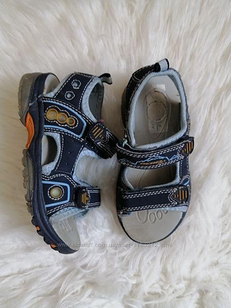 Rebel детские босоножки сандалии на мальчика 27р