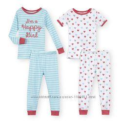 Пижамки и слипы для мальчиков и девочек H&M Carters GEORGE и другие