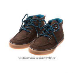 Стильные деми ботинки   GYMBOREE Америка  7 размер US евро 23