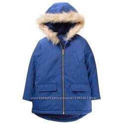 Куртка парка утепленная демисезонная Crazy8 Крейзи размер Л 10-12