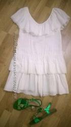 Платье Blumarine, оригинал, Италия, белое