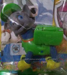 Щенячий патруль 6 видов с механичес функцией рюкзака