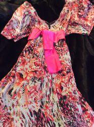Продажа женское французское шелковое платье